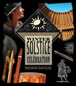 Winter Solstice Celebration at Mission San Luis