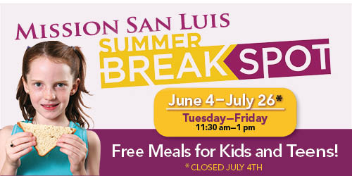 BreakSpot Free Meals