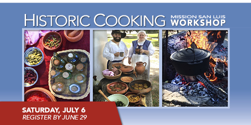 Workshop: Historic Cooking