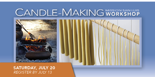 Workshop: Candle Making
